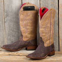 Macie Bean Call Me Maybe- These Call Me Maybe women's boots by Macie Bean are boots worth walking in