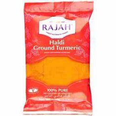 Turmeric Powder (Haldi) - Rajah