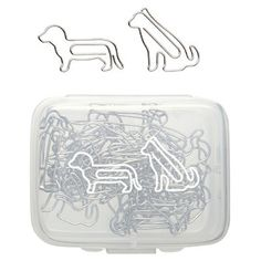 Dog paper clips!!!!