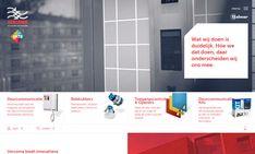 Vercoma Magento AFAS Voor Vercoma werd deze aan AFAS ERP gekoppelde Magento webshop gerealiseerd, volledig in de stijl van de corporate website. Magento  Design  Realisatie  AFAS Website, Design, De Stijl