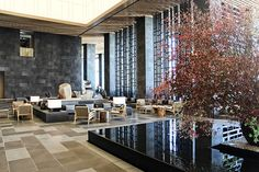 Aman Hotel à Tokyo - Ma Récréation - le blog de Lili Barbery-Coulon