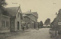 Waalwijk Station Straatzijde