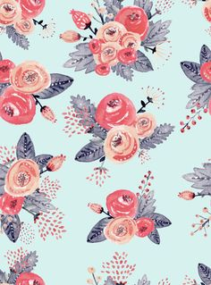 """Check out this @Behance project: """"Vintage Rose Patterns"""" https://www.behance.net/gallery/34030944/Vintage-Rose-Patterns"""