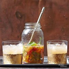 Mix up this cocktail
