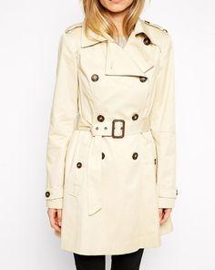 stylischer Trenchcoat von Vanessa Bühler auf DaWanda.com