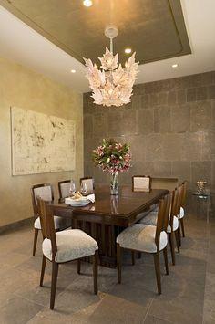 Dining Room by Laurel Feldman...