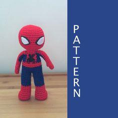 Free Amigurumi Spiderman Pattern : Star Trek Braided Mile-A-Minute Afghan. This is a pattern ...