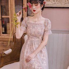 Mori Girl Fashion, Gothic Lolita Fashion, Fairy Dress, Lolita Dress, Kawaii Fashion, Japanese Fashion, Pretty Dresses, Dress Outfits, Vintage Fashion