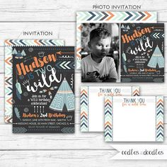 Wild one tribal birthday boys first birthday tribal party boho two wild birthday boys 2nd birthday tribal party boho birthday wild feathers arrows tepee gray blue orange printable party package filmwisefo