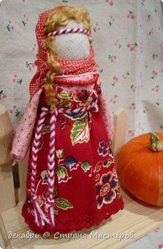 Куклы Шитьё Мамушка Ткань фото 1