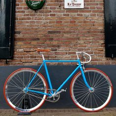 There is nothing about having a good pair of wheels.   Cyan by Moosach Bikes