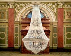 Tampon Chandelier by Joana Vasconcelos
