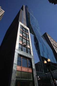 Roosevelt University's new tower adds to Chicago's skyline