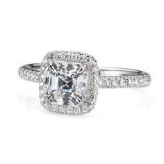 30 Royally Stunning Princess-Cut Engagement Rings