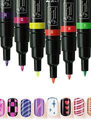 3D+Design+Nail+Art+Decorations+Tools+Pens+Painting+Drawing+Pen+UV+Gel+Design+Manicure+Acrylic+Paint+Kit+Set+DIY+Nail+tools+–+USD+$+4.08