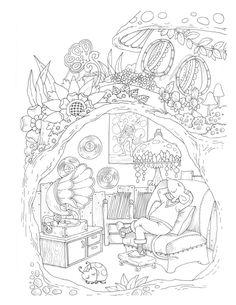Vente 4 x Noël dessins scènes Windows Outline Peel off stickers en argent
