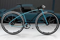 Loving this Porsche 911 inspired bicycle produced as part of The Next Design Challenge. The challenge tasks leading designers with creating an object (smaller than a living room - larger than a wallet) inspired by the Porsche Road Bikes, Cycling Bikes, Porsche 911, Innovation Design, Business Innovation, Bmx, Range Velo, Urban Bike, Cool Stuff