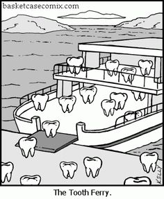 So cute! The Tooth Ferry! #ocdentalcenter #ocdentist #ocsmile http://ocsmile.com