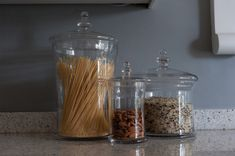 Neptune Belmont Small Glass Jar