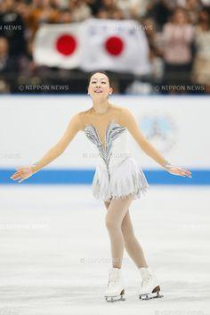 Mao Asada (JPN), OCTOBER 6, 2012 - Figure Skating : Mao Asada of Japan performs during Japan Open 2012 at Saitama Super Arena, Saitama, Japan. (Photo by Yusuke Nakanishi/AFLO SPORT) [1090]