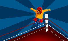Ringue De Boxe, Lutas, Lutador