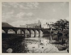 1931 Photogravure Bridge Rio Choluteca River Tegucigalpa Honduras Architecture Tegucigalpa, Honduras, Central America, South America, Heart Of America, Water Damage, West Indies, Original Image, Continents