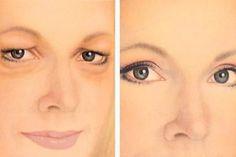 Falling eyelids: what to do?it - Beauty Women Face Care, Body Care, Beauty Secrets, Beauty Hacks, Face Exercises, Beauty Recipe, Diy Skin Care, Hair Health, Skin Treatments