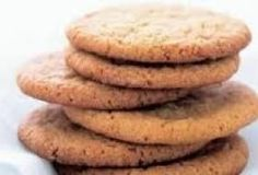 Jak udělat špaldové sušenky s třtinovým cukrem | JakTak.cz Pancakes, Snacks, Cookies, Breakfast, Desserts, Recipes, Petra, Fitness, Biscuits