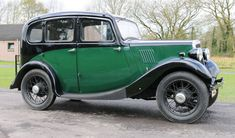 Morris - Eight - 1936 Maintenance/restoration of old/vintage vehicles: the material for new cogs/casters/gears/pads could be cast polyamide which I (Cast polyamide) can produce. My contact: tatjana.alic@windowslive.com