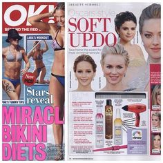As seen in @okmagaustralia: @nymbrands  spotted in the March 11th issue