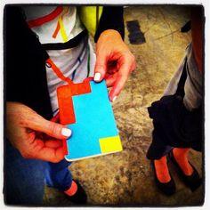 N E U T R O N I como soporte para tus ideas... Notebook intervenido por Patricia Van Dalen   Flickr: Intercambio de fotos