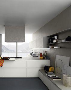 GLASSTONE Kitchen by Zampieri Cucine design Stefano Cavazzana