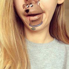 Make up artist Laura Jenkinson's work