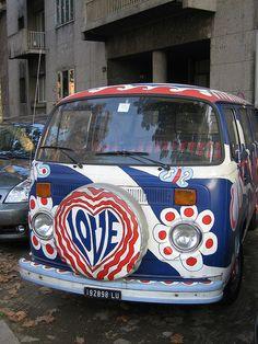 VW Bus love