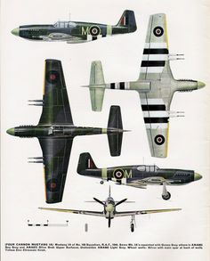 Mustang 1a 168sqn 1944