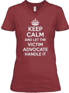 Limited Edition - VICTIM ADVOCATE 9