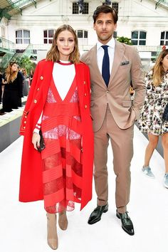 Want to master Olivia Palermo's style? See her very best looks here, and find out what she's wearing.
