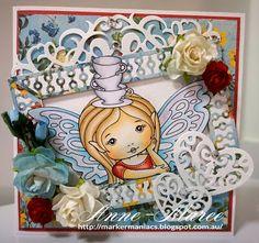 La-La Land Crafts Inspiration and Tutorial Blog: Inspirational Monday - Faerie - Tales