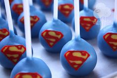 Sweet Bites: Super Hero Theme