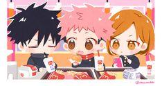 Anime Chibi, Anime Manga, Juju On That Beat, Dibujos Cute, Anime Boyfriend, Minnie Mouse, Disney Characters, Fictional Characters, Geek Stuff
