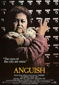 The Overlook Theatre: Screenings in the Bay (Monday to Friday): Anguish, Microwave Massacre, The End of Noir Triple Feature