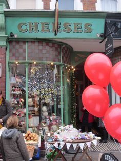 Cheeses of muswell hill, 13 fortis green rd, london united kin Cheese Shop, Christmas Lunch, Sour Cream And Onion, Healthy Living Quotes, Layout, Good Day Song, Shop Front Design, Dog Recipes, Shop Plans