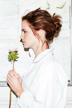 Emma Watson's Guide to Natural Beauty