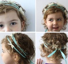 ribbon head band