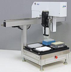 PlateCrane SOLO Automated Pipettor