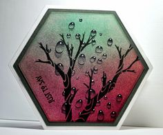 Eileen's Crafty Zone: Designs By Ryn Stamps and NEW Stencils