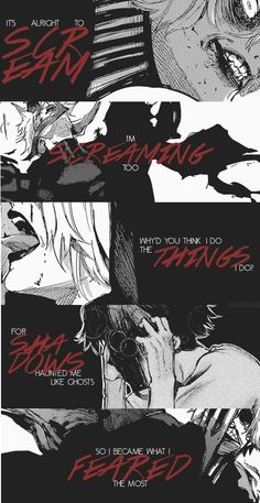Tokyo Ghoul - anime quote