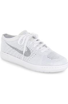 Nike 'Tennis Classic Ultra' Flyknit Sneaker (Women) available at #Nordstrom