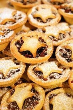 Traditional Tudor Minced Pies