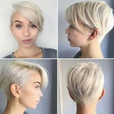 35 Fabulous Short Haircuts For Women With Thick Hair